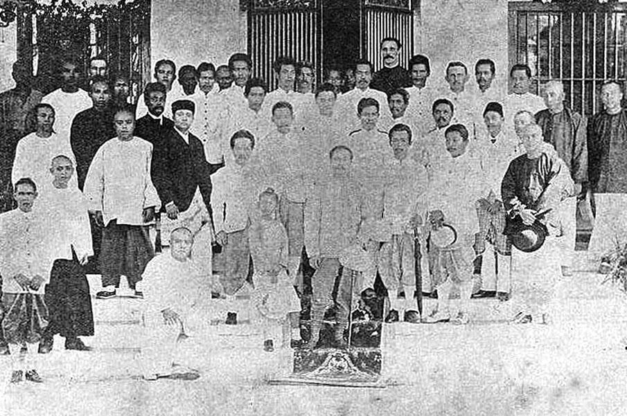 1901 Chulalongkorn in Malaysia 01.jpg