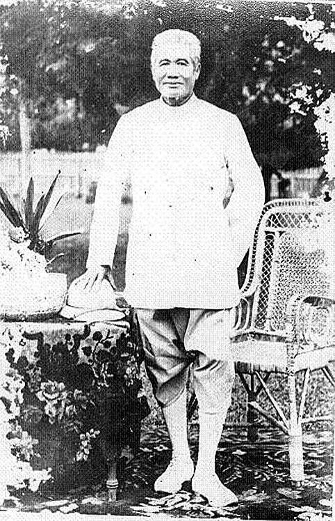 Chaolung {Chaonoi} Machachai Sitisan 7th Prince of Mueang Phayao, 1906-1913.jpg
