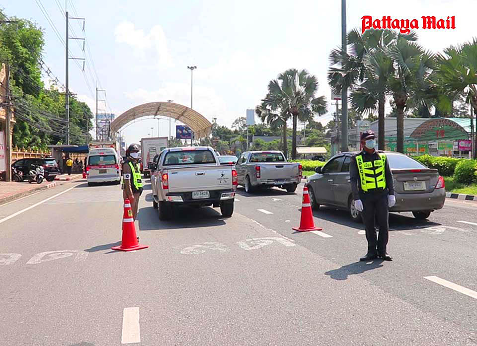 Pattaya Checkpoints return.jpg