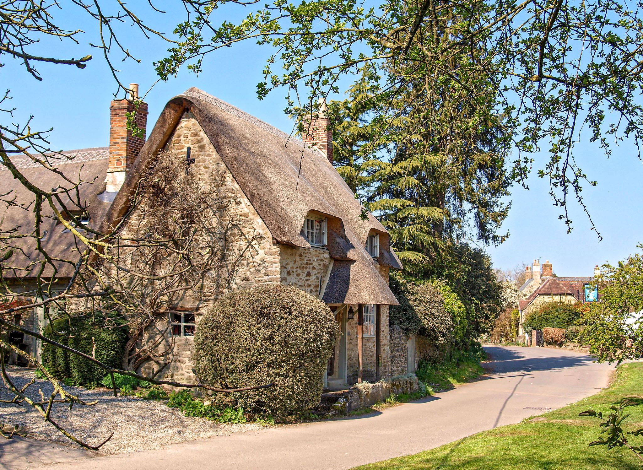 North Hinksey, Oxford by Andrew S Brown.jpg