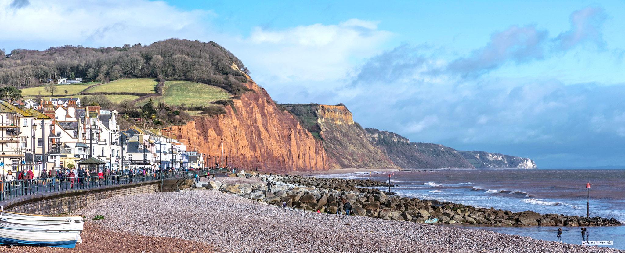 Sidmouth, Jurassic Coast, Devon by Neil Cresswell.jpg