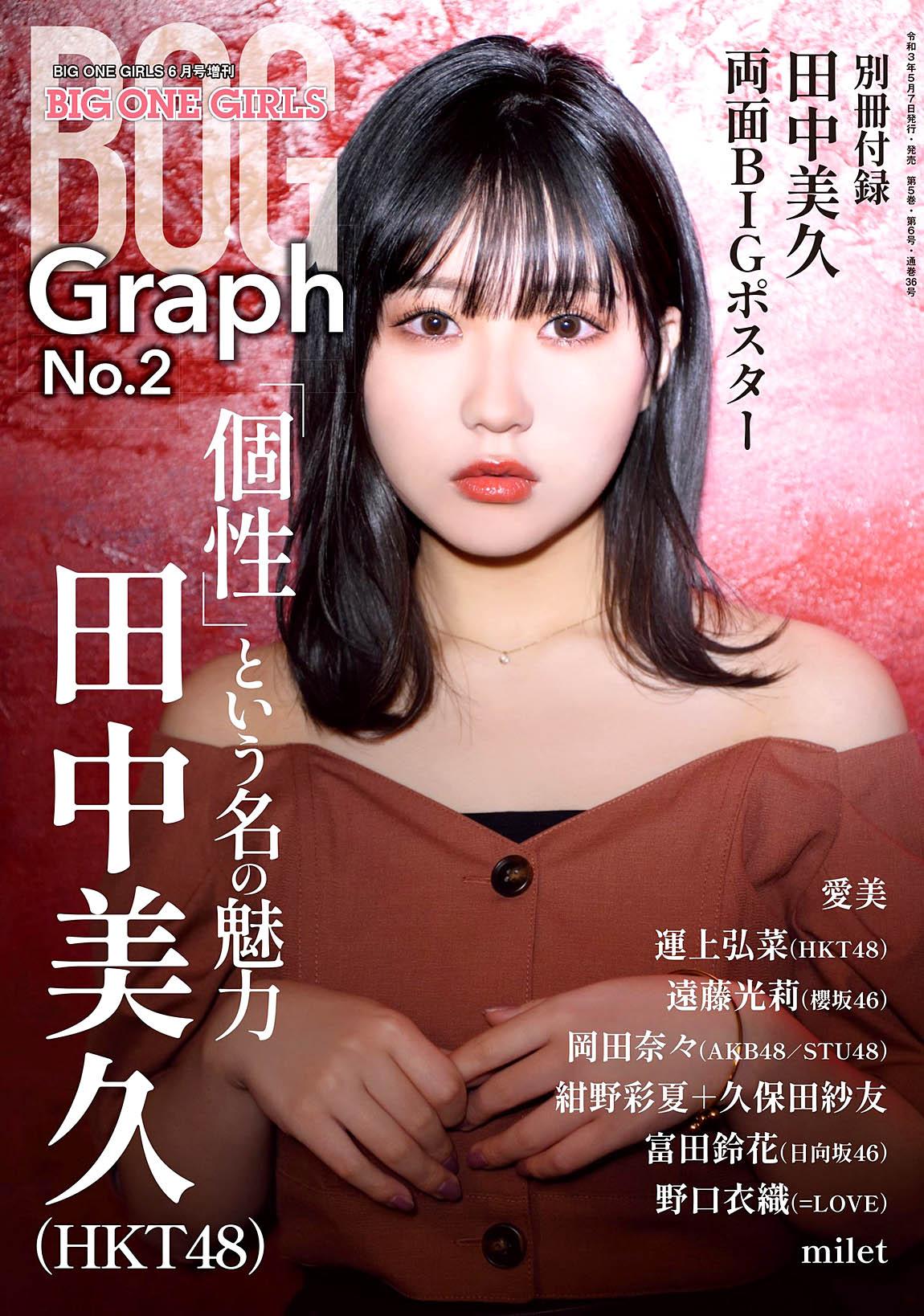 Tanaka Miku HKT48 BOG Graph Vol 2.jpg