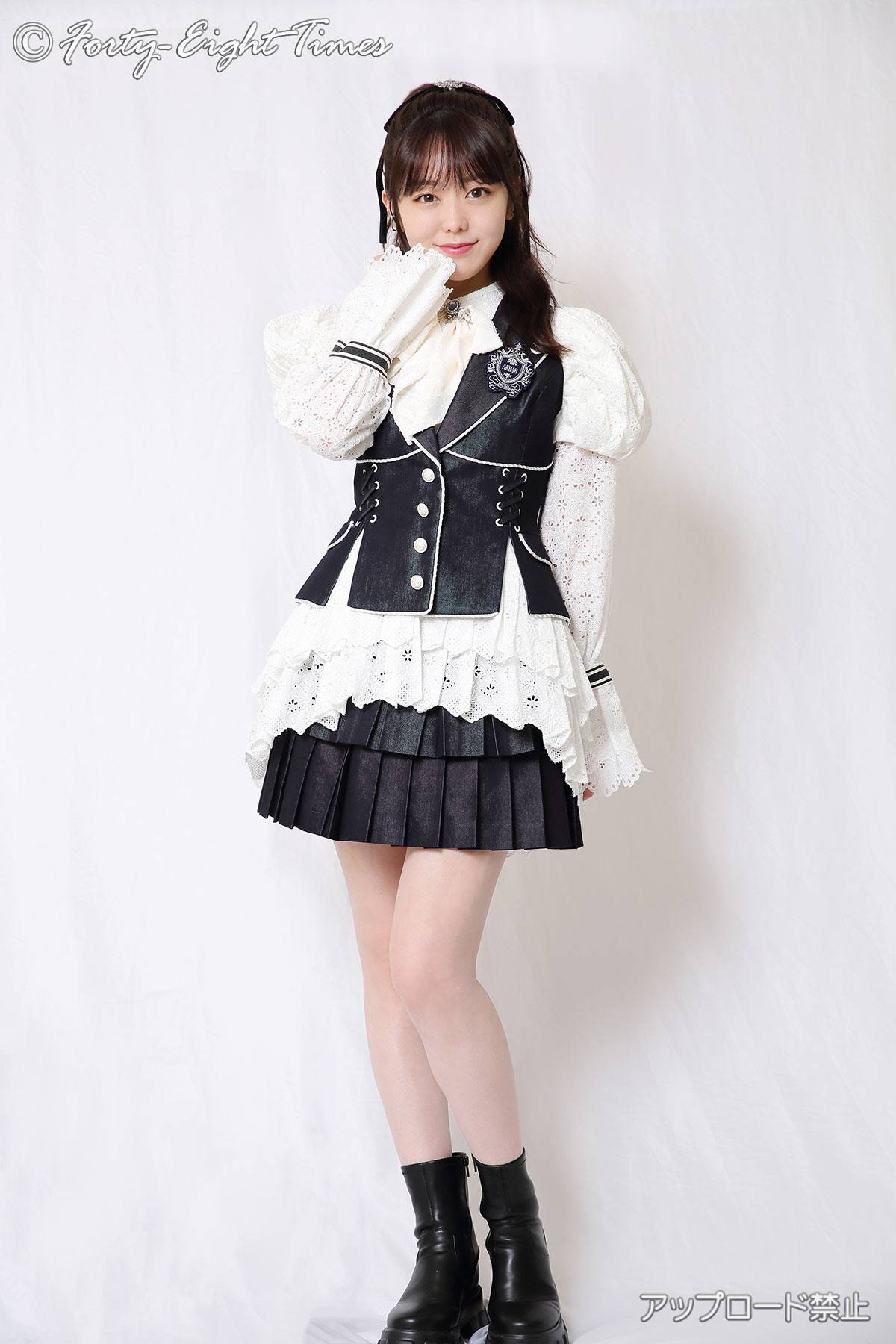 Minegishi Minami 48 Times 2105 06.jpg