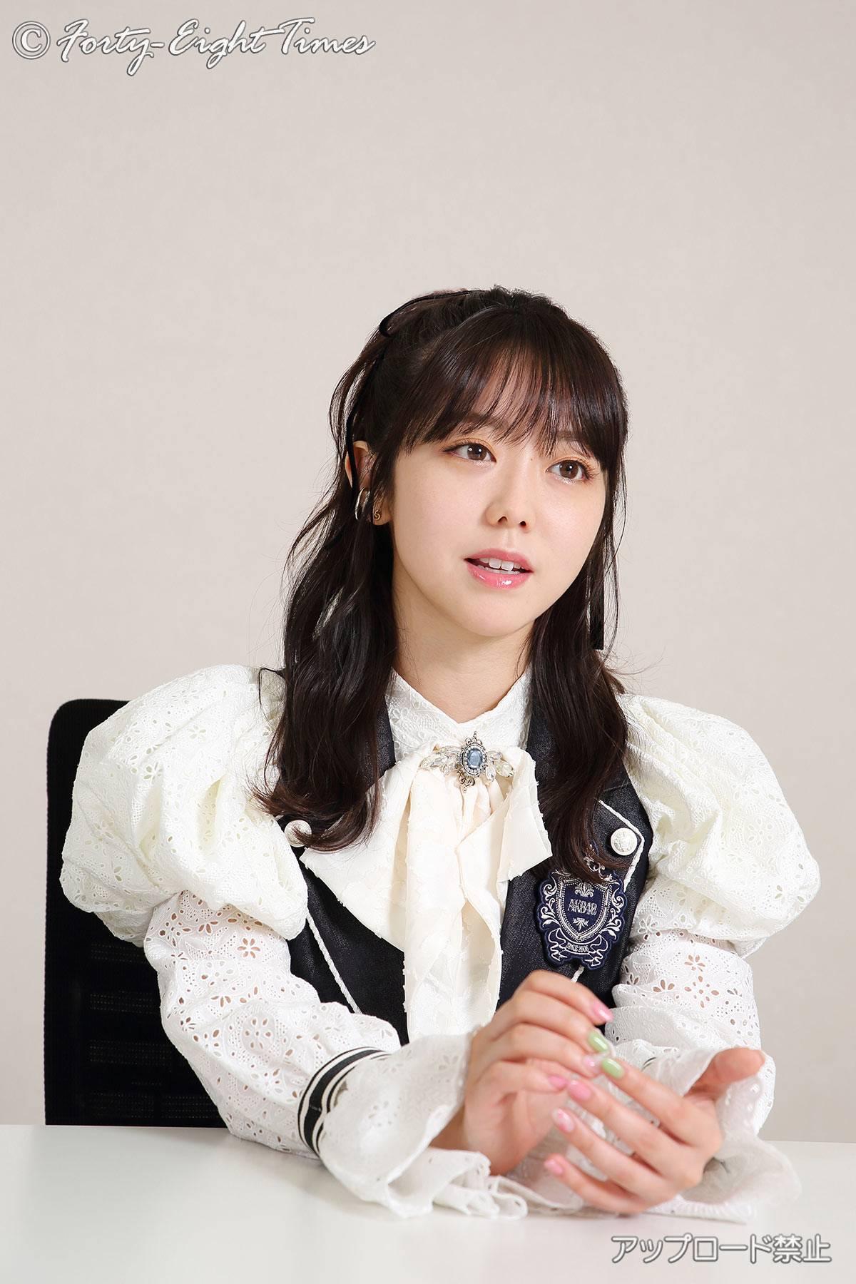Minegishi Minami 48 Times 2105 09.jpg