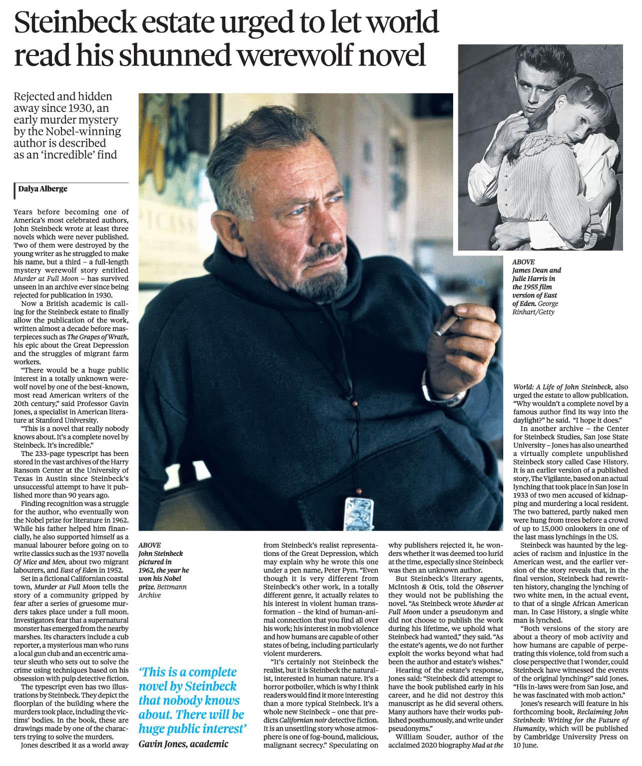 Observer 210523 Steinbeck.jpg