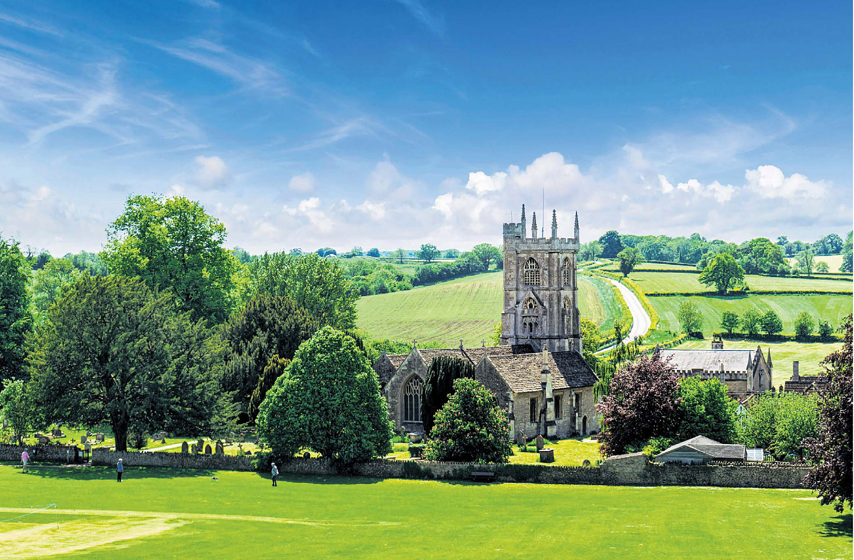 The Village of Norton St Philips, Somerset.jpg