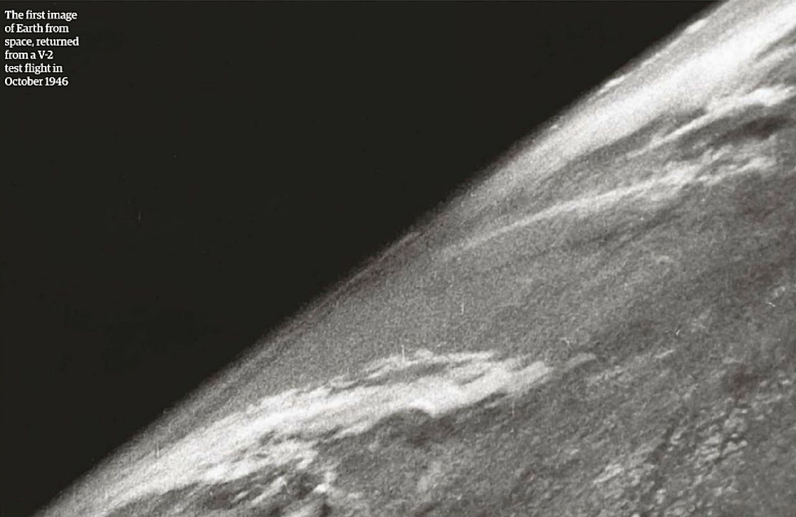 First snapshot of Earth 1946.jpg