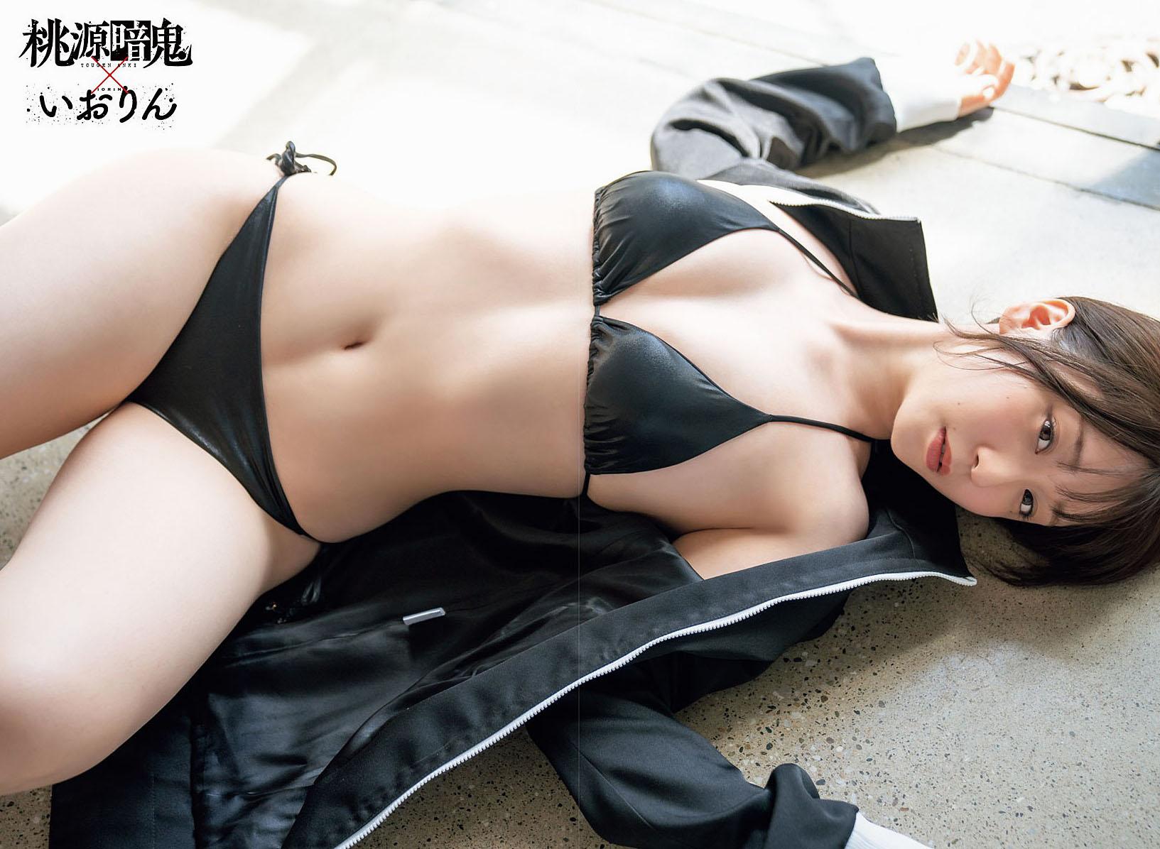 Иорин с достоинством Iorin Moe Shonen Champion 210603 10.jpg