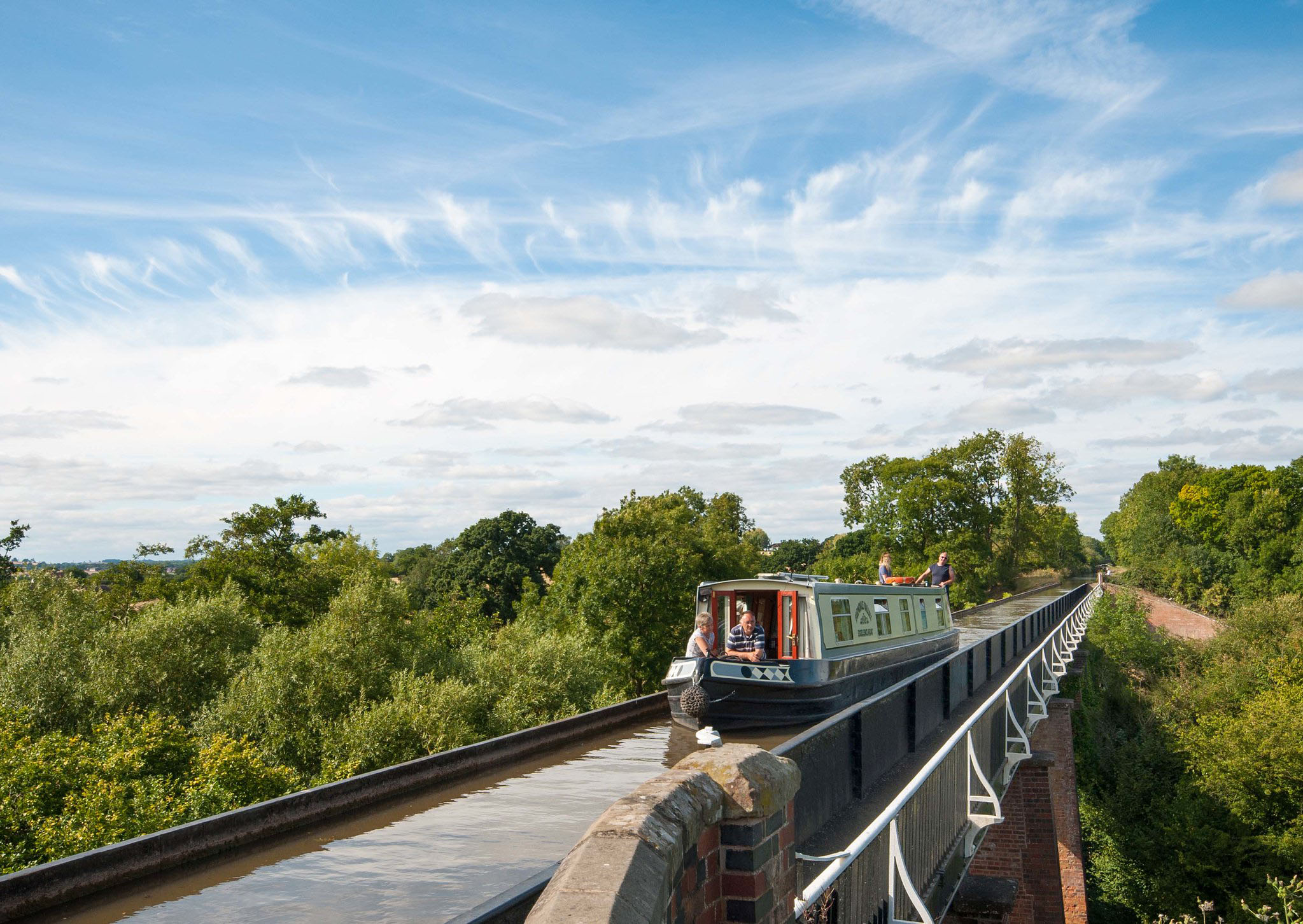Edstone Aqueduct, Stradford by Richard Williams.jpg