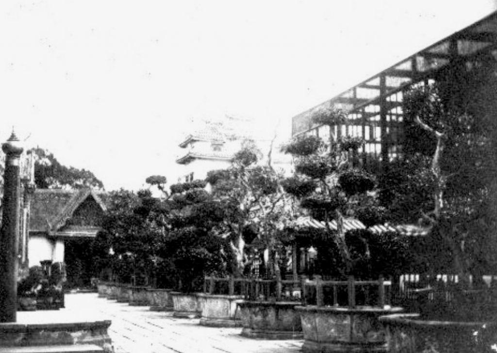 1867 Partial peek at the expansive Royal Palace gardens.jpg