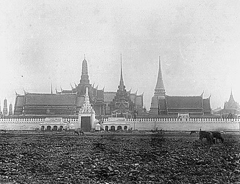 1872 From what will be Sanam Luang.jpg