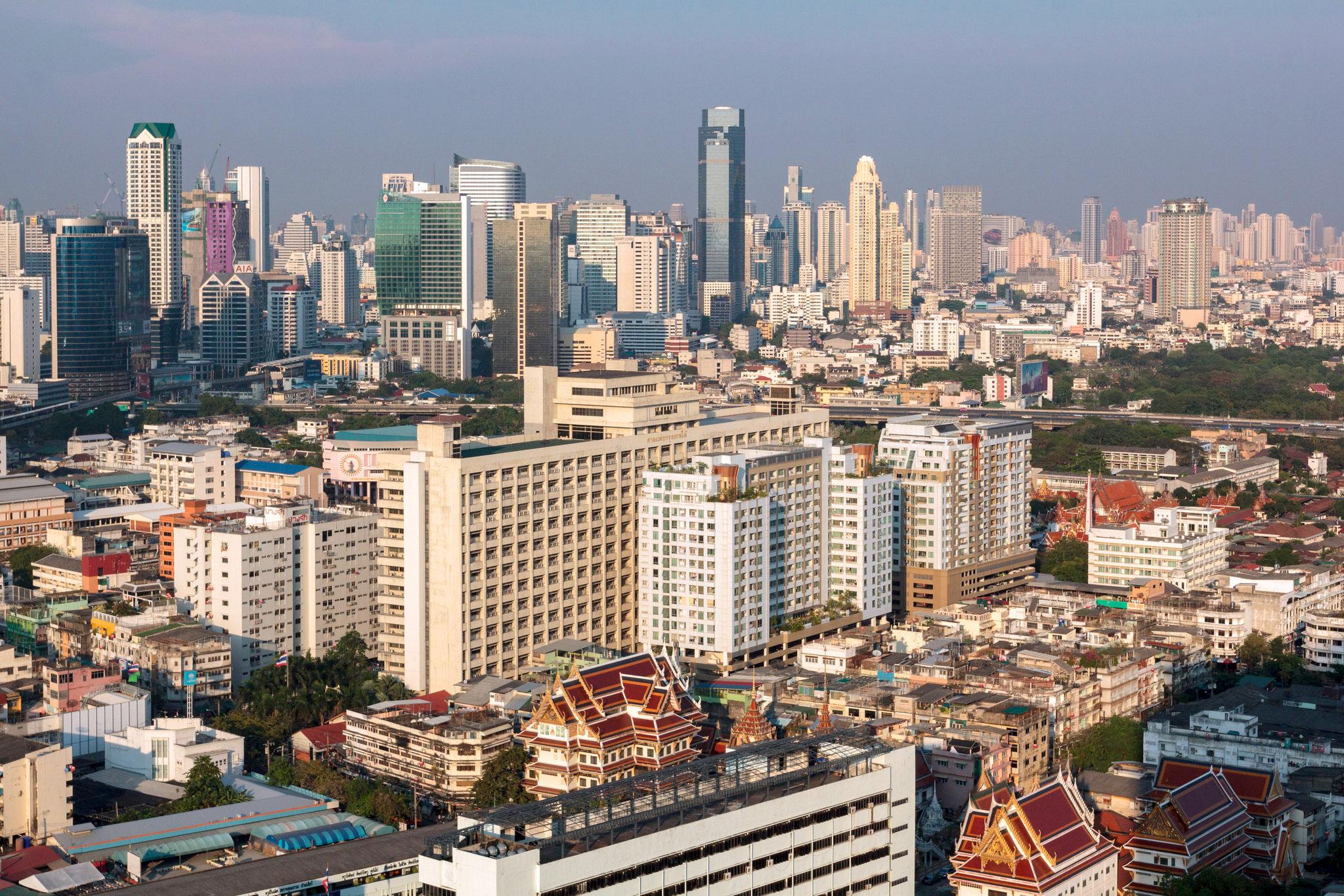 Bangkok city by Sabina Mismas.jpg