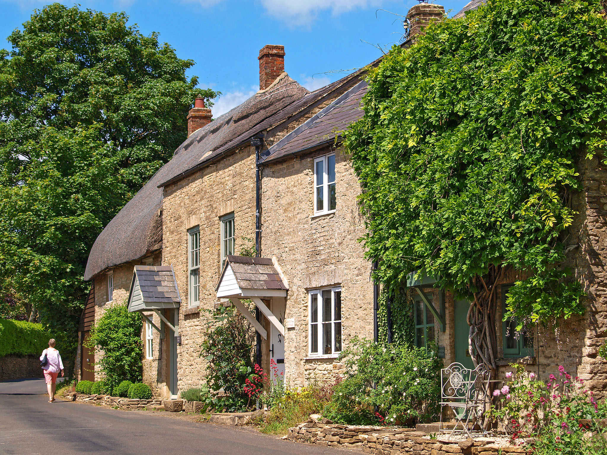 Quiet Great Rollright in the Oxfordshire Cotswolds by Andrew S Brown.jpg