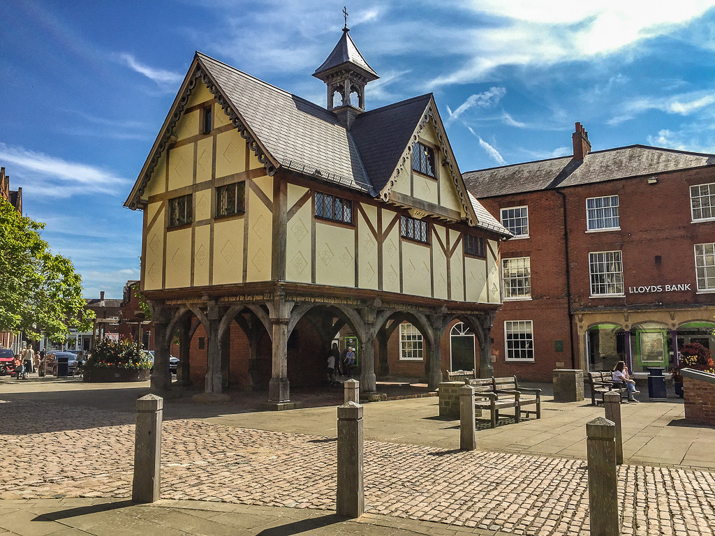 The Old Grammar School, Market Harborough by Dr Hilary Rhodes.jpg