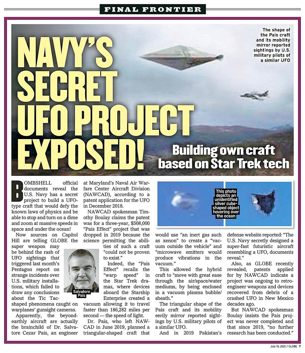 Globe 210719 UFO.jpg