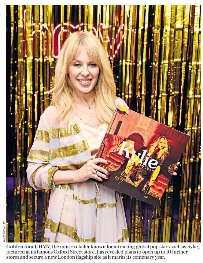 DTelegraph 210720 Kylie HMV.jpg