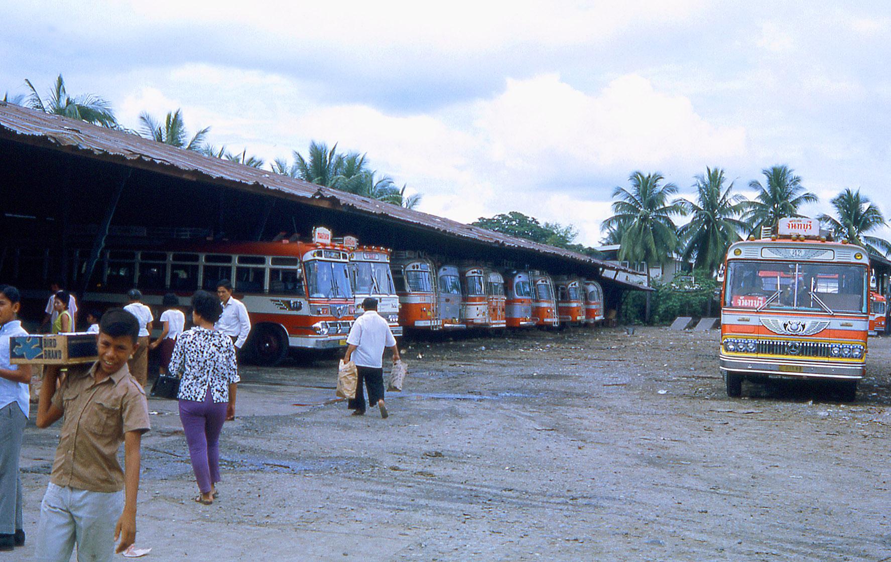 1968 Ekkamai Bus station in Bangkok 2.jpg