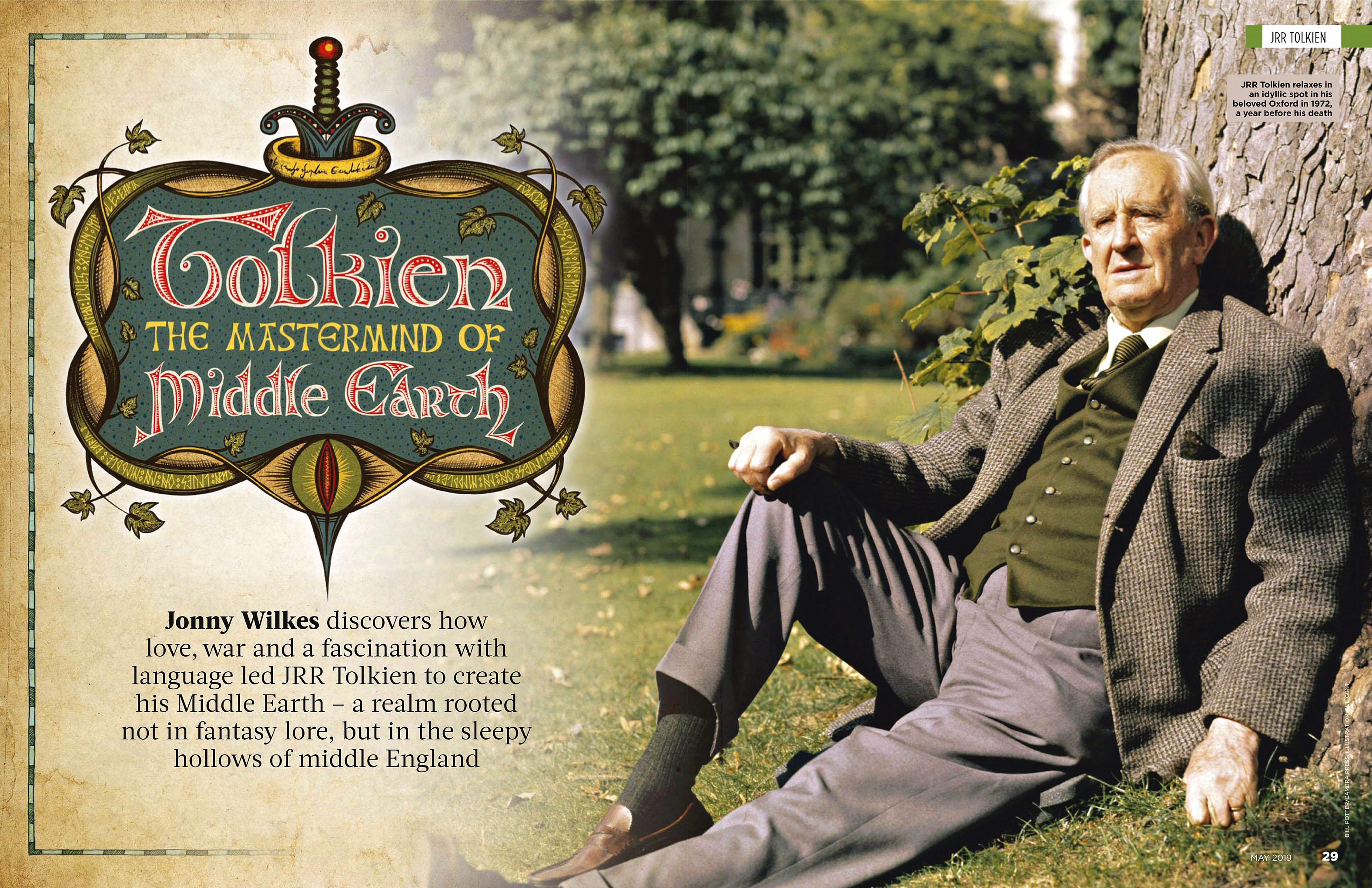 History Revealed 2019-05 Tolkien 01.jpg