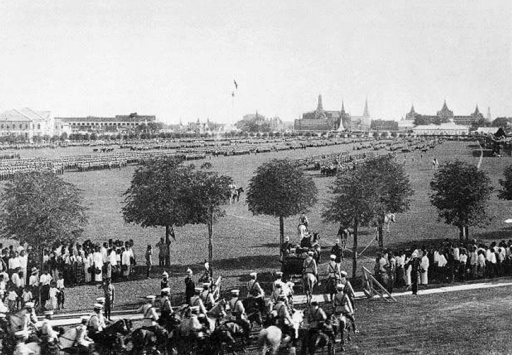 1910 November, Coronation ceremonies for King Vajiravudh 02.jpg