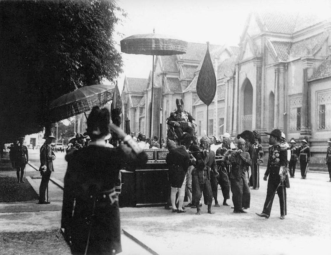 1910 November, Coronation ceremonies for King Vajiravudh 04.jpg