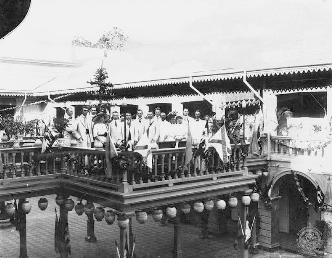 1910 November, Coronation ceremonies for King Vajiravudh 05.jpg