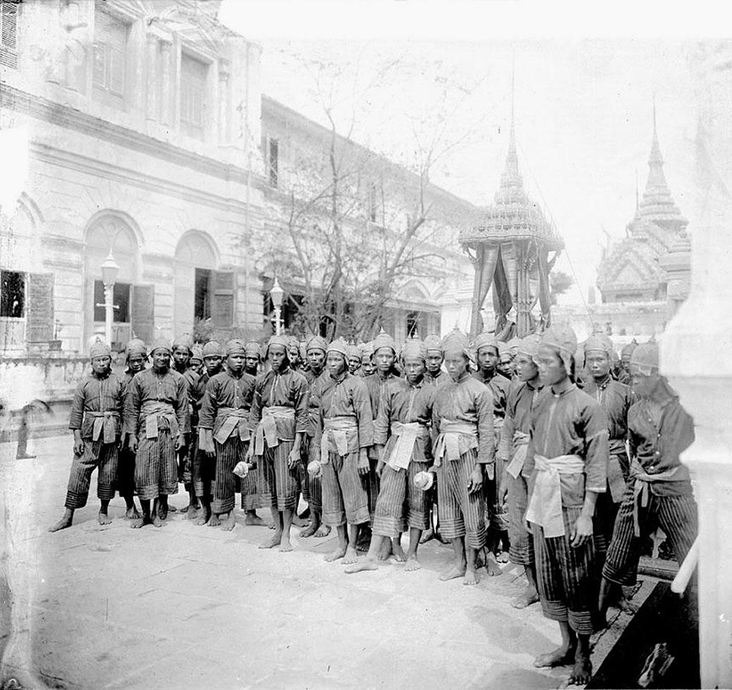 1910 November, Coronation ceremonies for King Vajiravudh 06.jpg