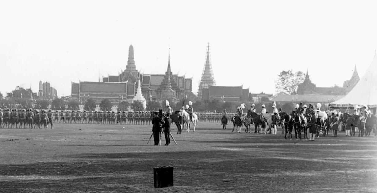 1910 November, Coronation ceremonies for King Vajiravudh 07.jpg