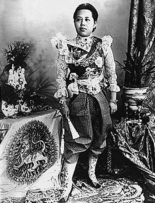 1911 The Consort Queen Saovabha Bhongsi.jpg