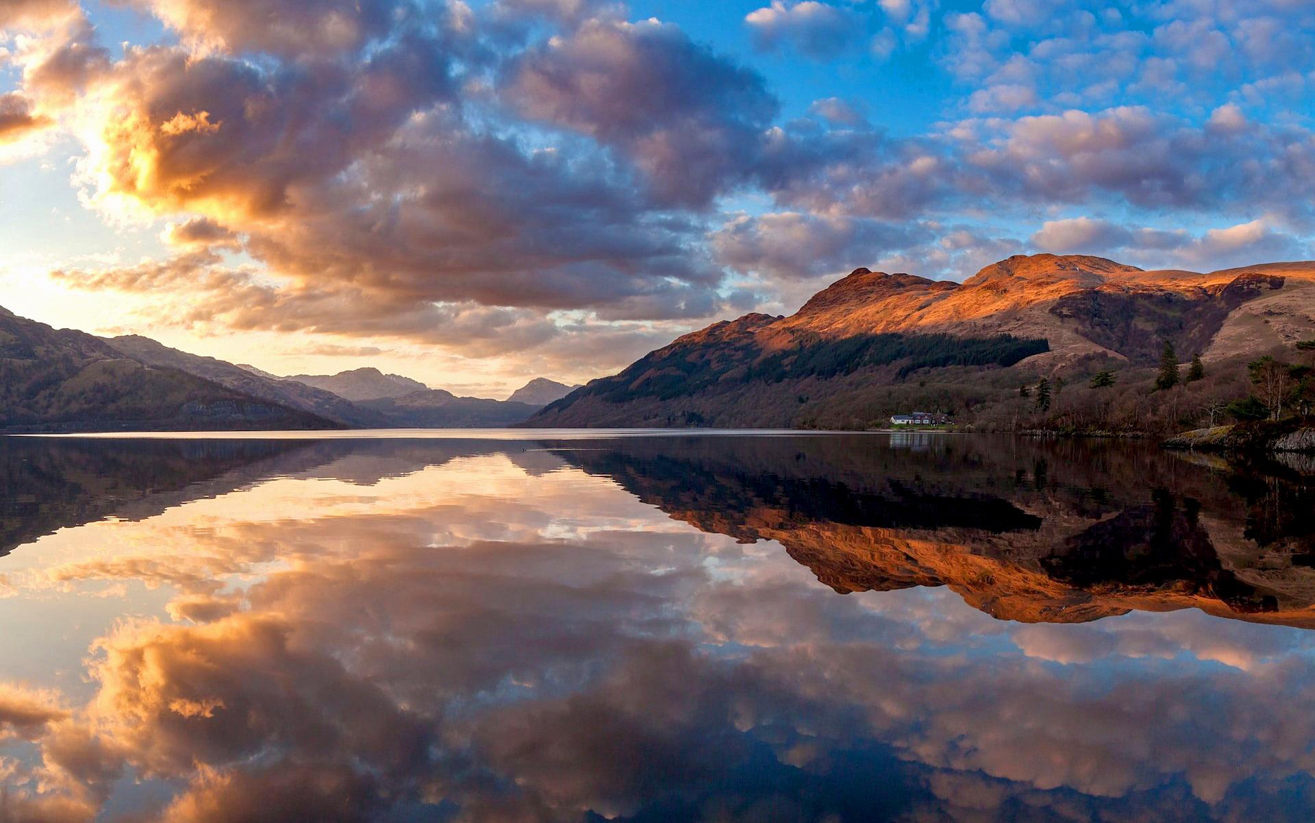 Rowardennan, Loch Lomond by Cat Perkinton.jpg