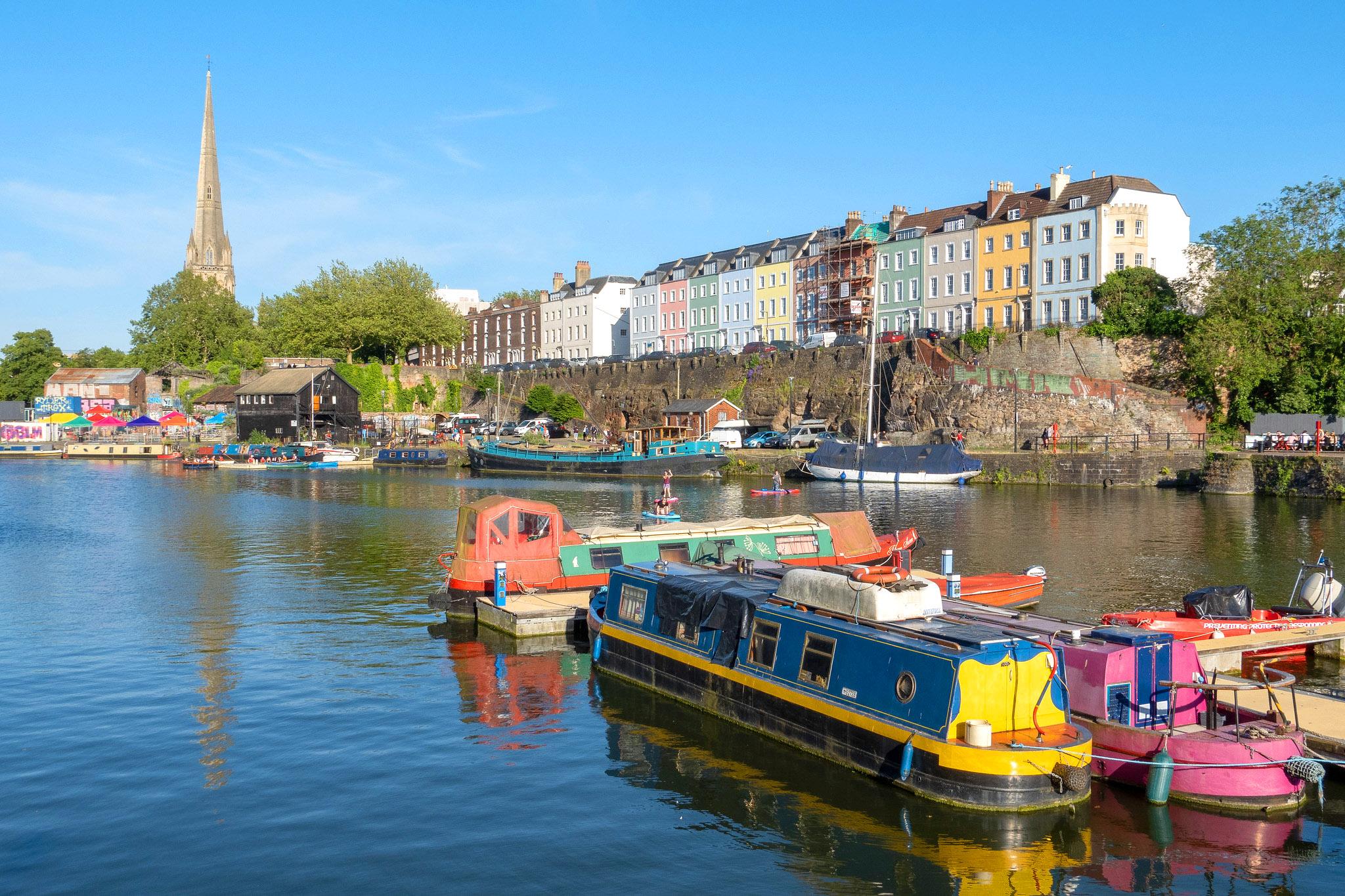 Bristol Harbourside by Vinnievaz.jpg