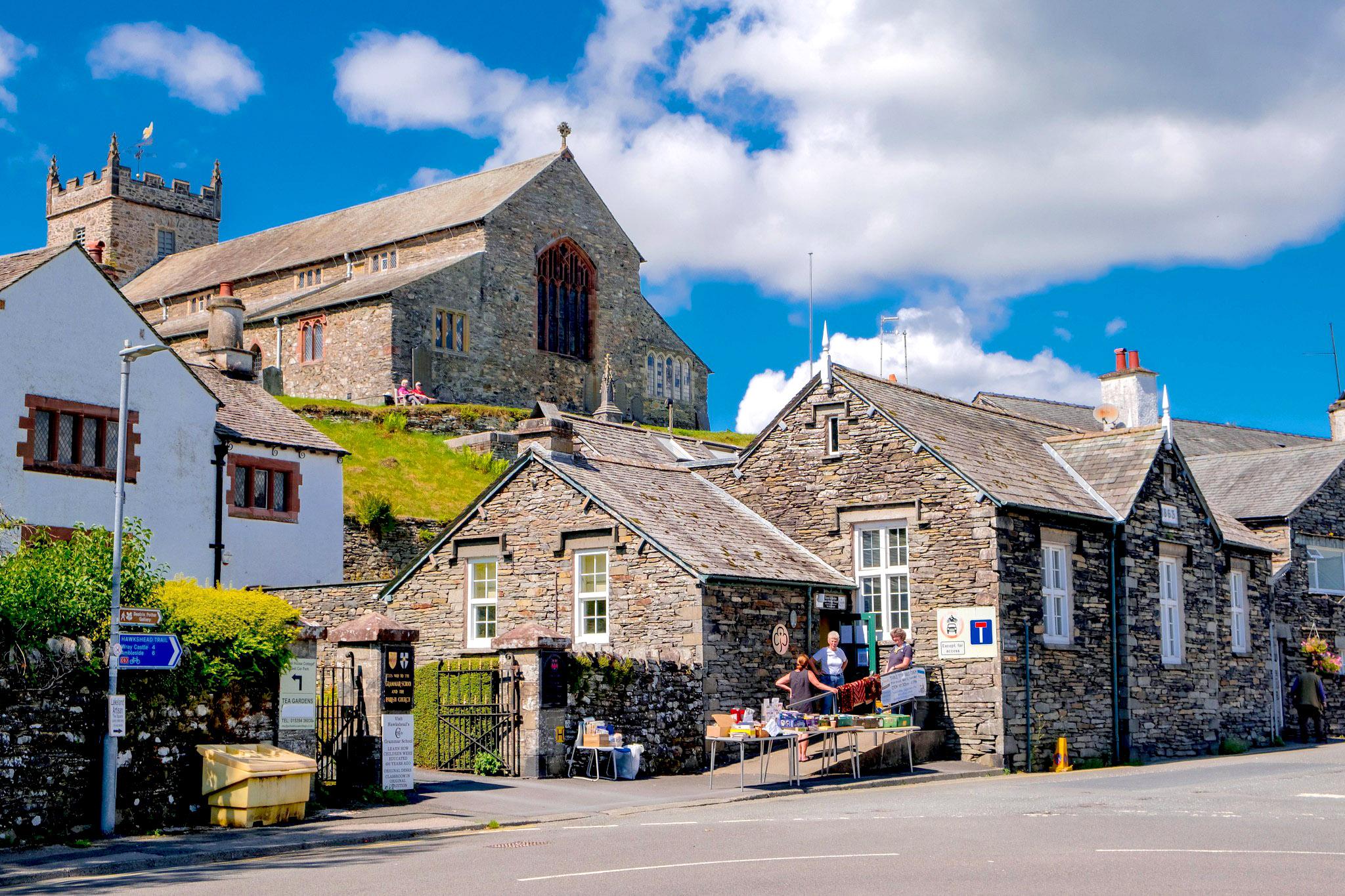 Hawkshead, Lake District by Deirdre Gregg.jpg