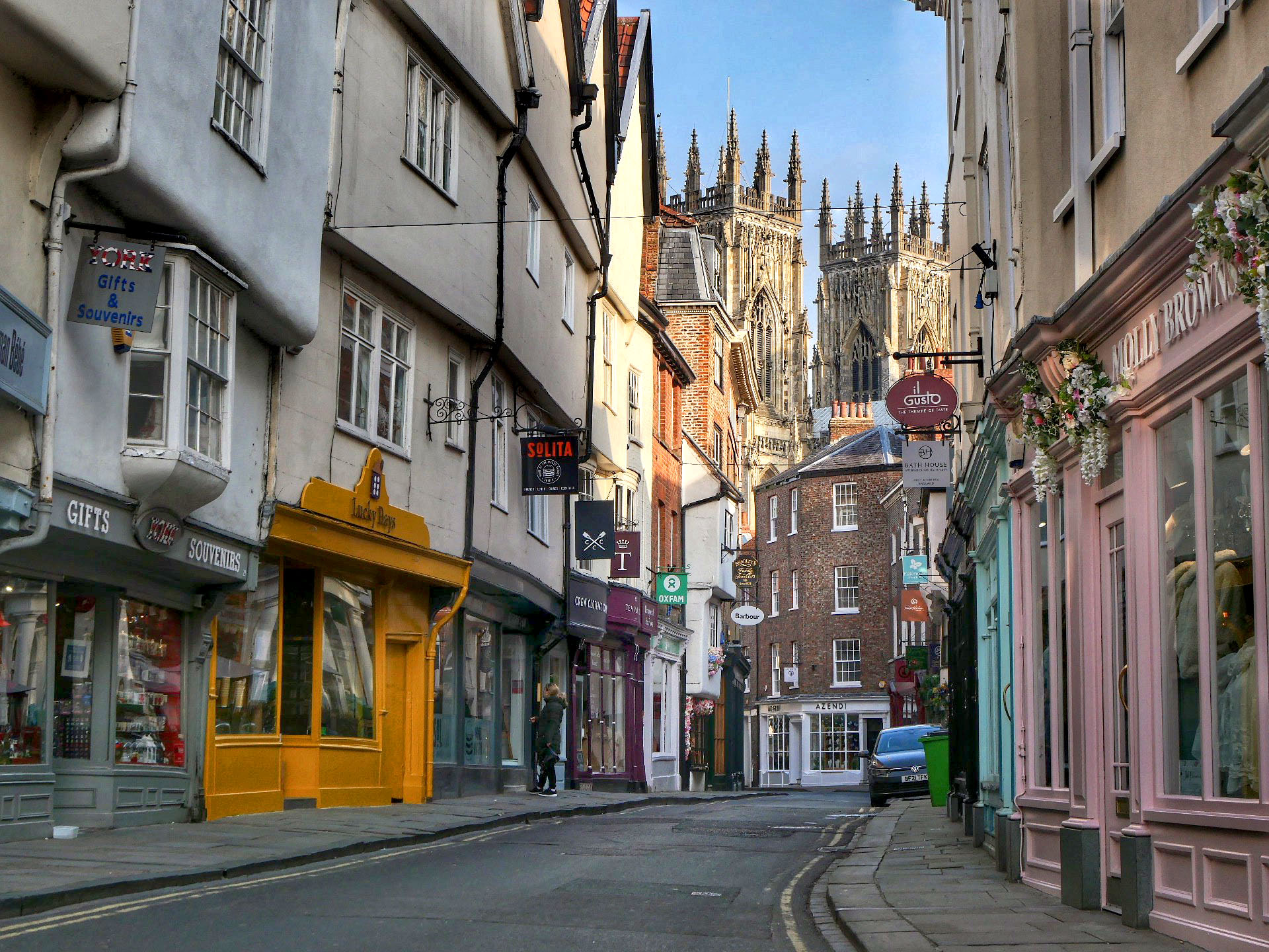The quiet streets of York by Garry Smith.jpg