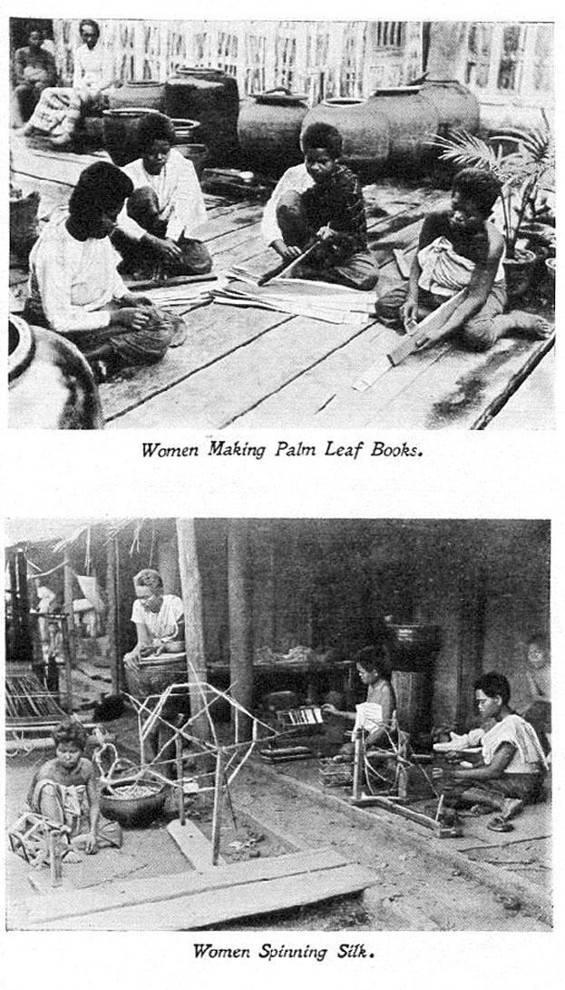 1903 Life of Siamese women.jpg