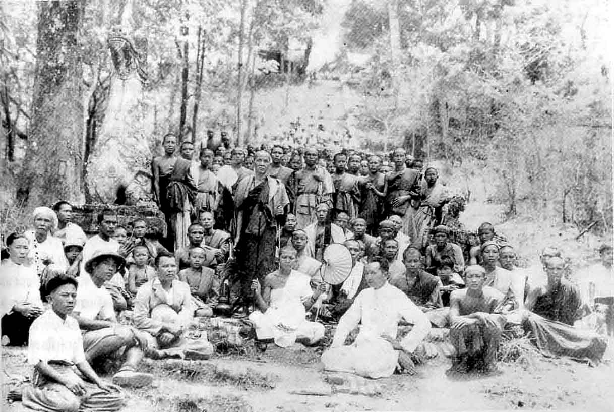 1933 Nan pilgrimage and ceremony.jpg