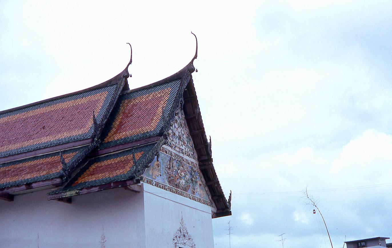 1968 Buddhist Temple in Bangkok 2 by Harry McCown.jpg