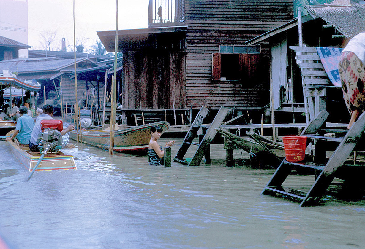 1969 August, Canal scene.jpg