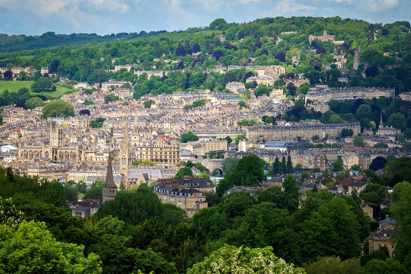 Bath, England skyline by Bob Radlinski.jpg