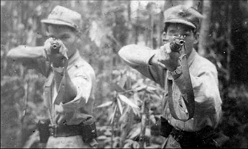 1965 Malay rebel guerrillas, Yala Province.jpg