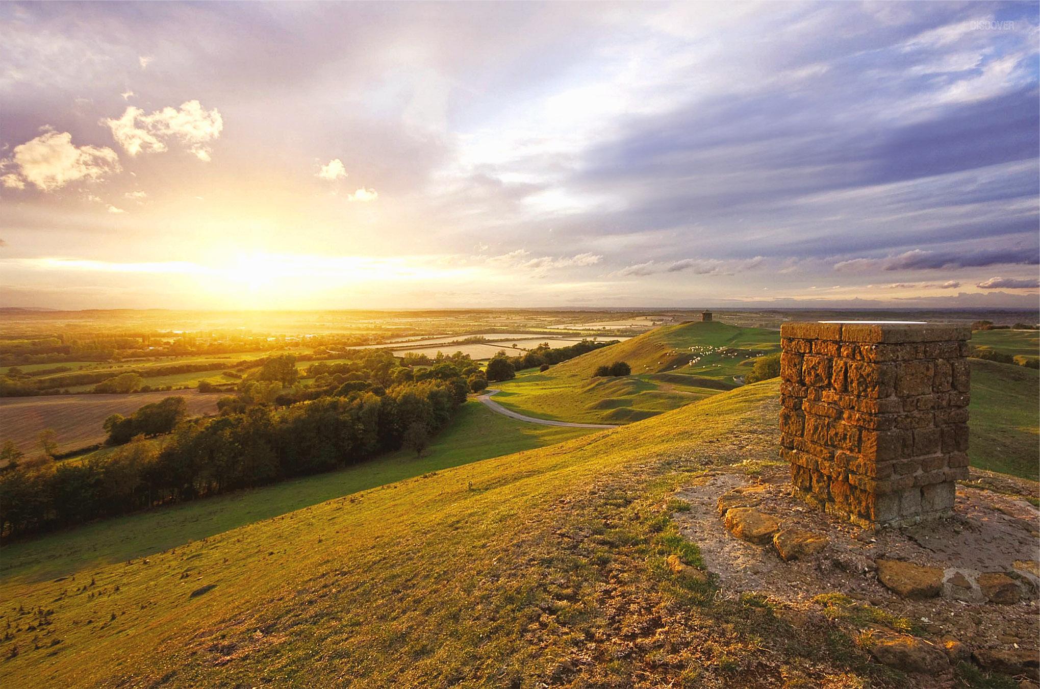 Burton Dassett Hills Country Park, South Warwickshire by Adam Edwards.jpg