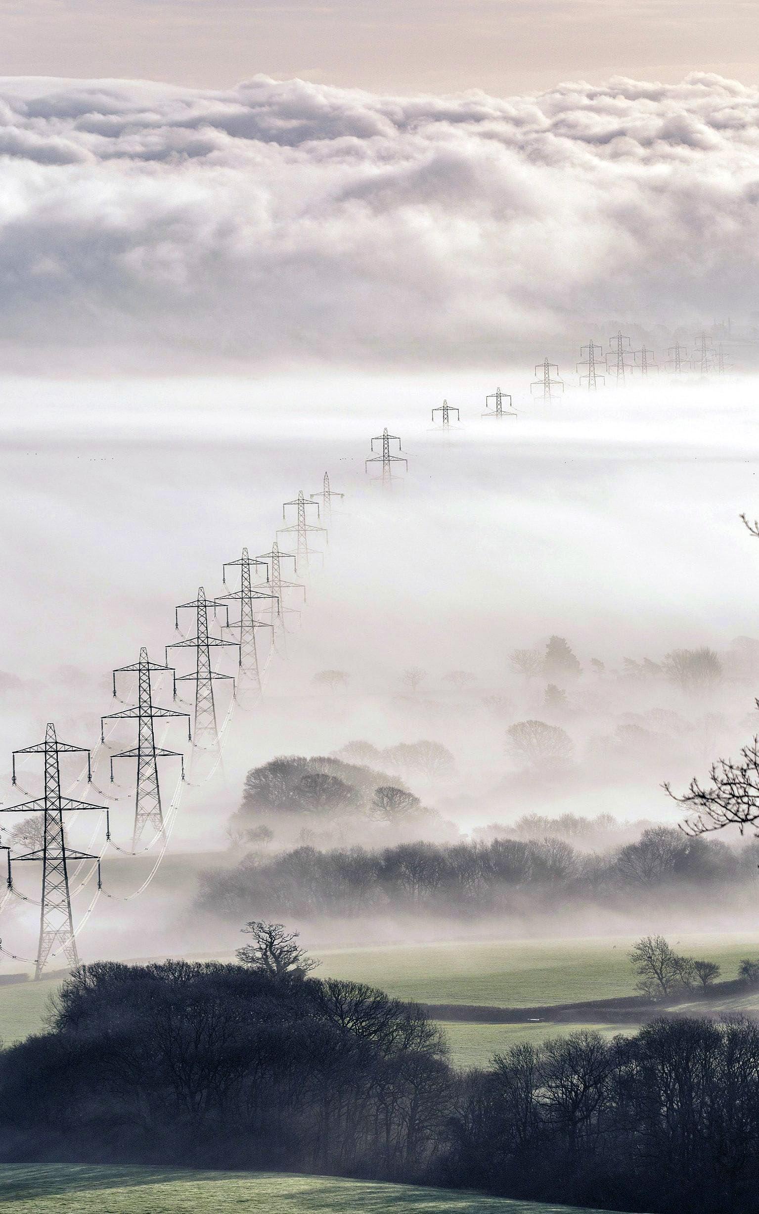 Misty sunrise, Dorset by James Loveridge.jpg