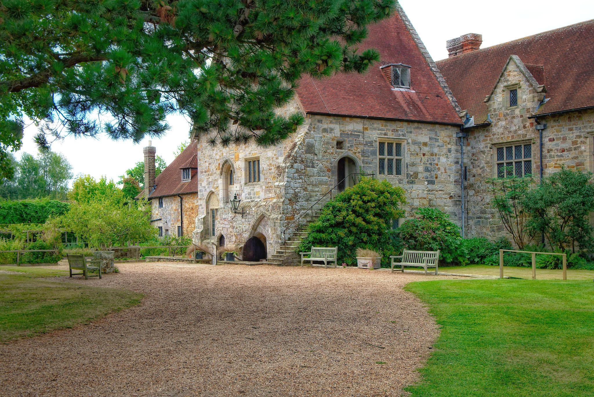 Michelham Priory by Colin Grant.jpg