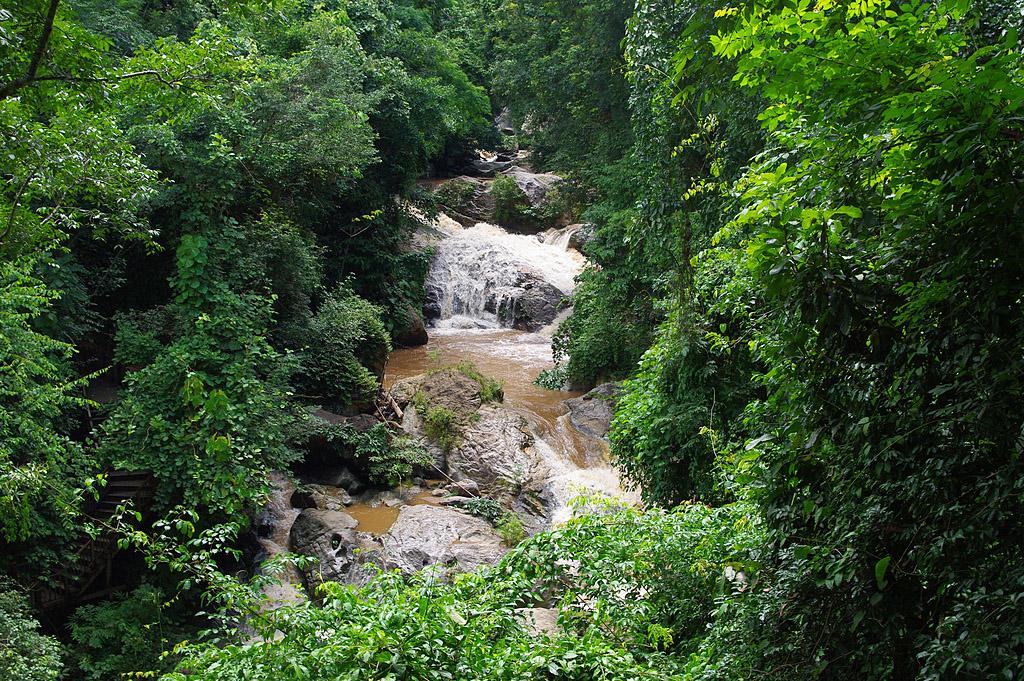 Ten Water Falls in Mae Sa, Doi Suthep National Park, Chiang Mai.jpg