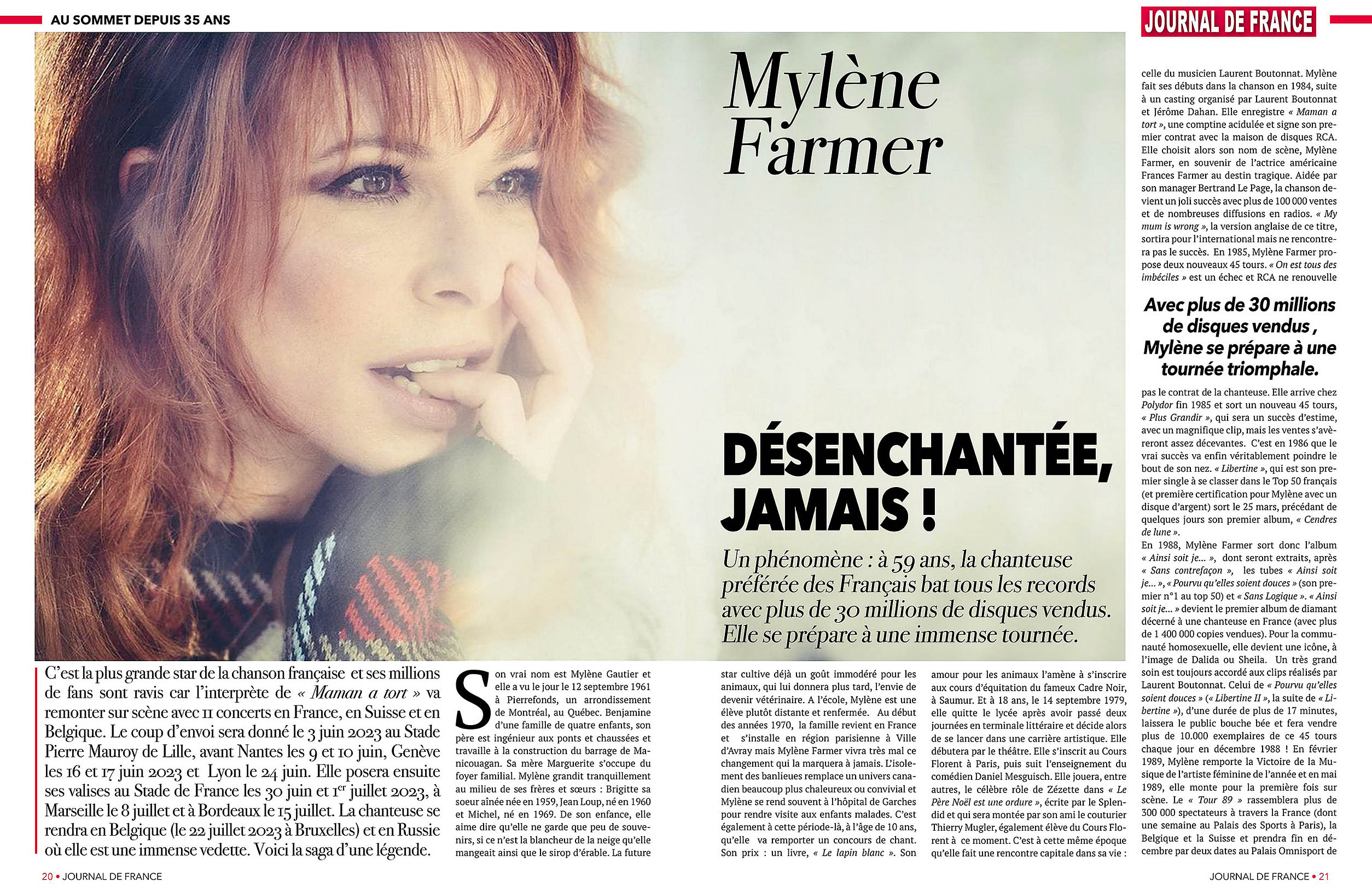 Journal De France 2021-10 MFarmer-2.jpg