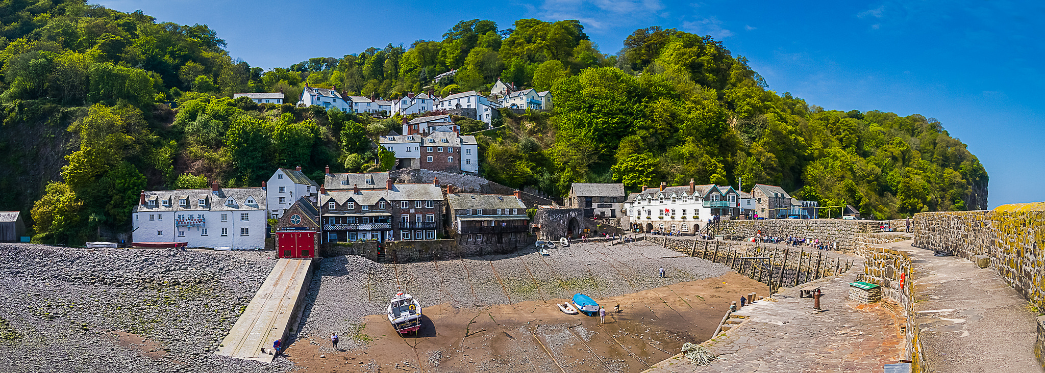 Clovelly, Cornwall by Peter Stokes.jpg