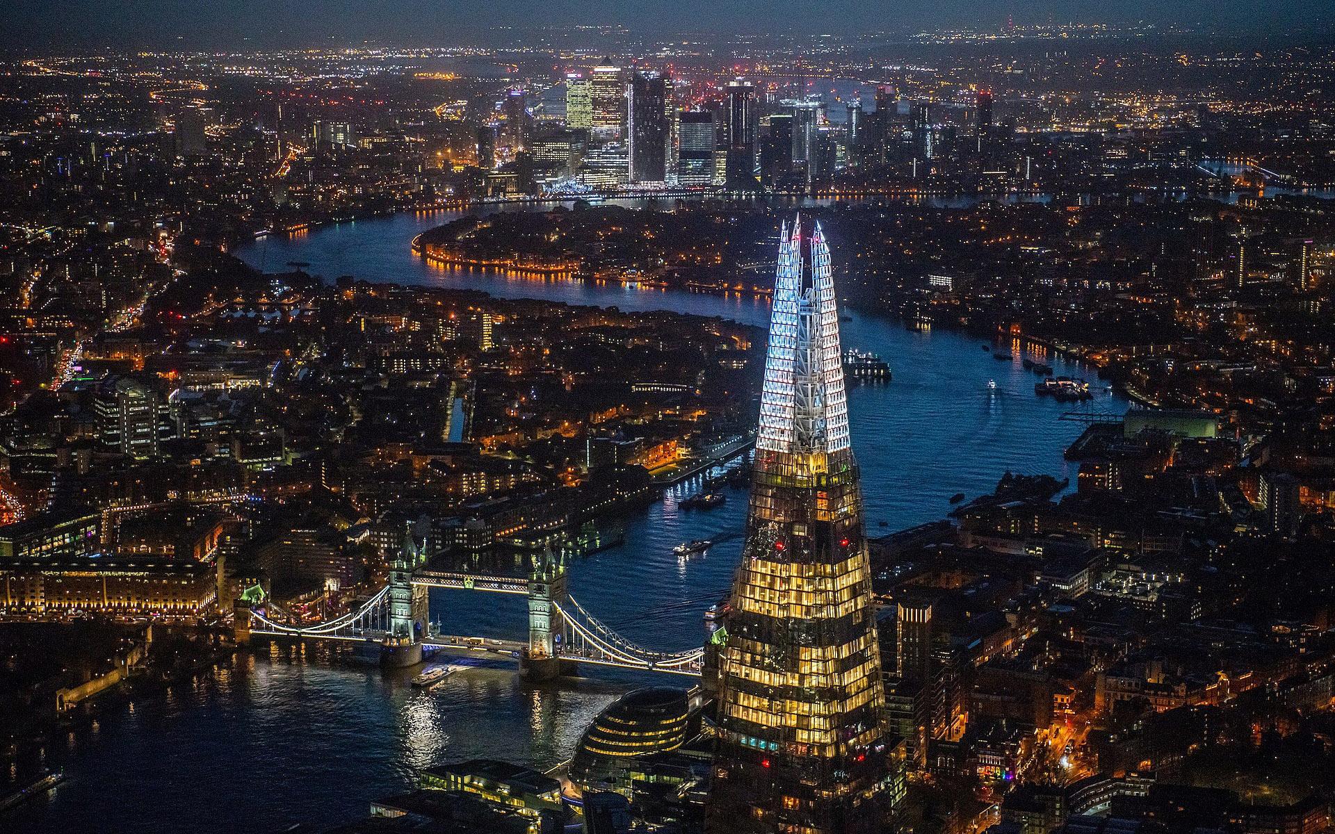 The Shard, London by Shard Lights.jpg