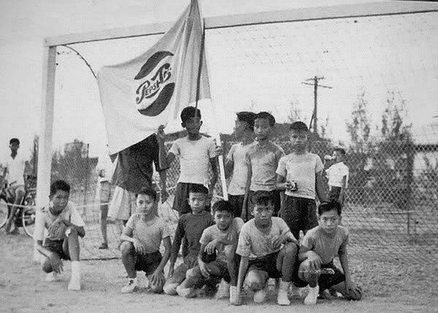 1962 Young footballers, Bangkok.jpg