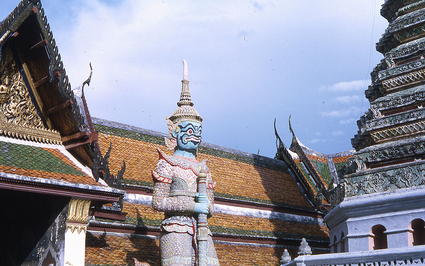 1968 Giant guards at Buddist Temple 2.jpg