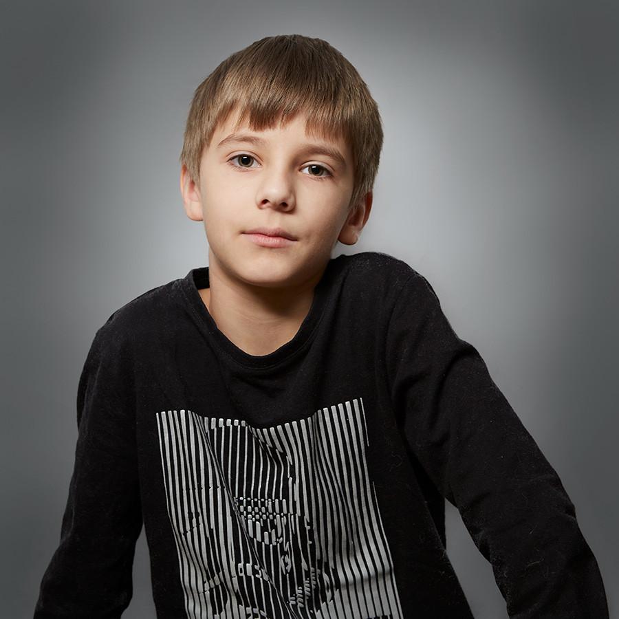 Матвей, 8 лет