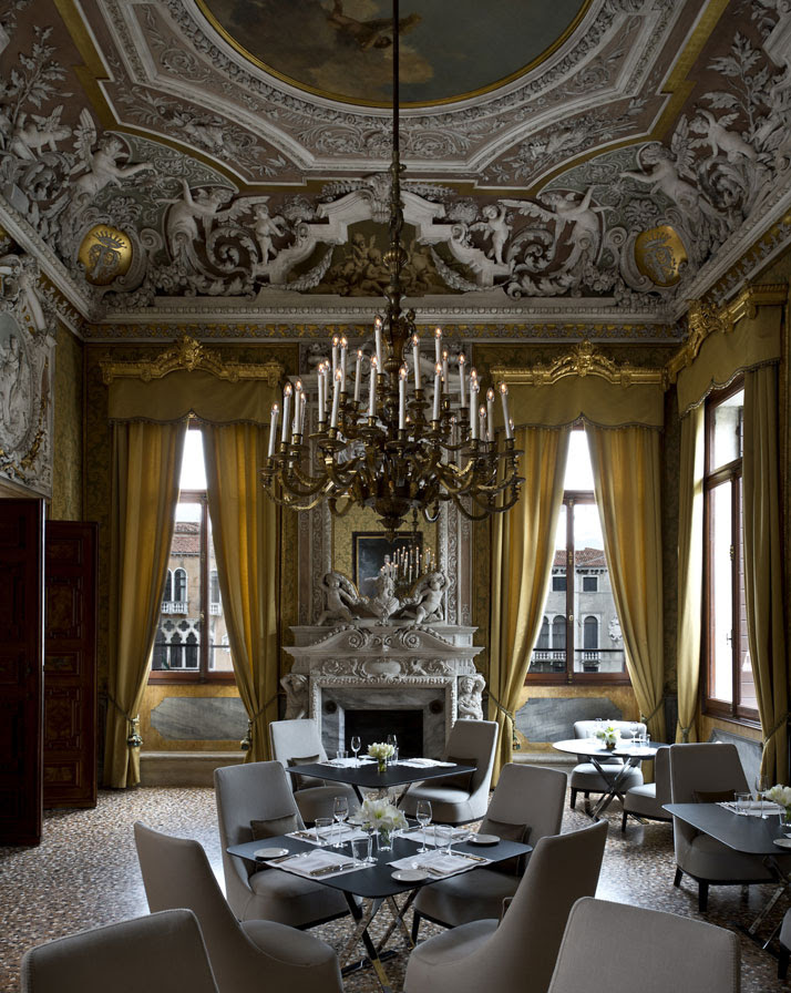 Aman Canale Grande Hotel в Венеции13
