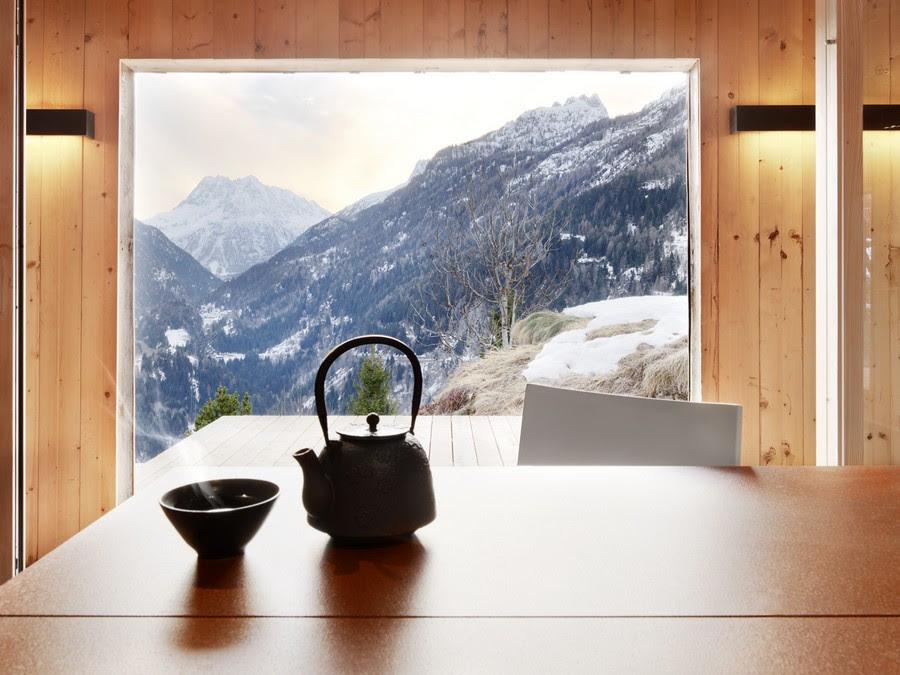 Шале в Швейцарии4